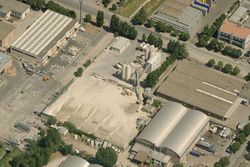 Industrial land with attached building - Lot 3381 (Auction 3381)