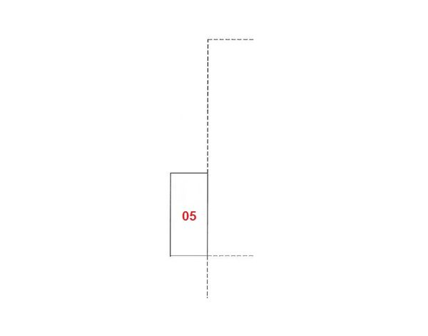 Immagine n1 - Planimetria - Piano terra - sub 22 - Asta 3389