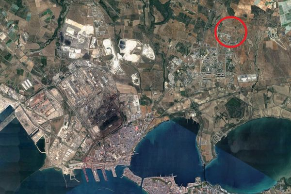 Immagine n0 - Planimetria - Vista aerea - Asta 3395