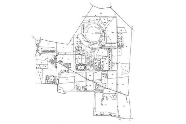 Immagine n1 - Planimetria - Estratto di mappa - Asta 3395