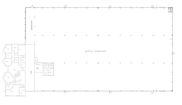 Immagine n1 - Planimetry - Ground floor - Asta 3406