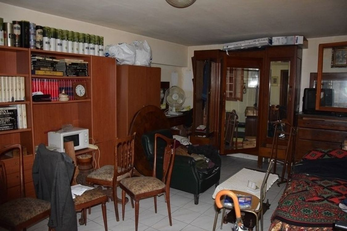 Appartamento al piano seminterrato