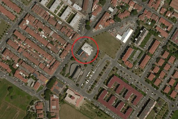 Immagine n0 - Planimetry - Aerial view - Asta 3497