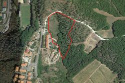 Portion of  Borgo Lecchi  subdivision - Lot 3510 (Auction 3510)