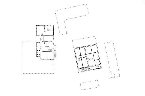Immagine n2 - Planimetria - Piano primo - Asta 3521