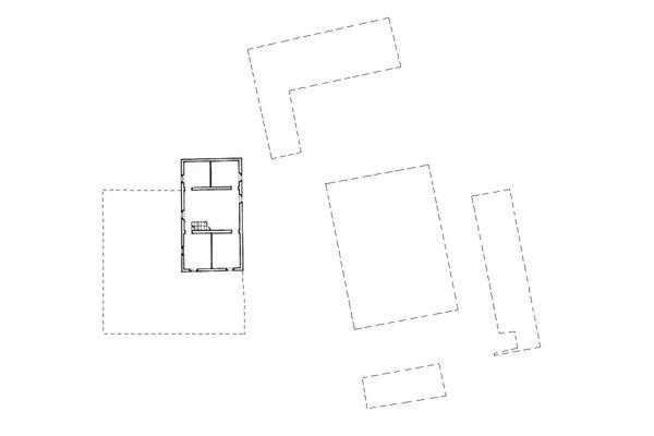 Immagine n3 - Planimetria - Piano secondo - Asta 3521