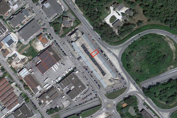 Immagine n0 - Planimetria - Vista aerea - Asta 3547