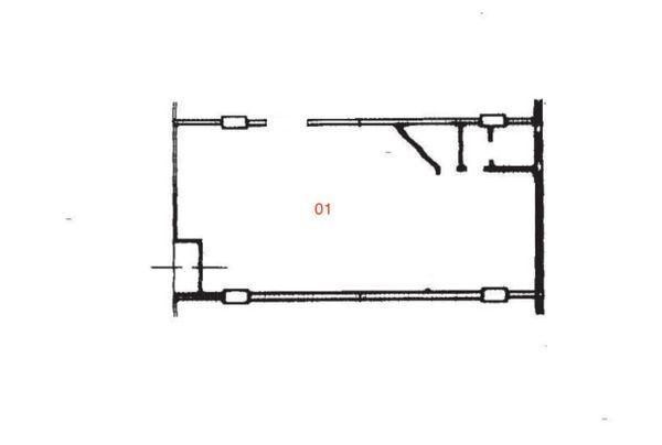 Immagine n0 - Planimetria - Piano Seminterrato - Asta 3547