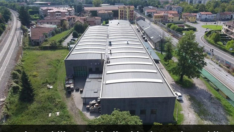 #3559 Capannone industriale con terreno edificabile