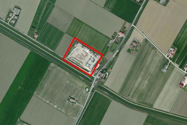 Immagine n0 - Planimetria - Vista aerea - Asta 356