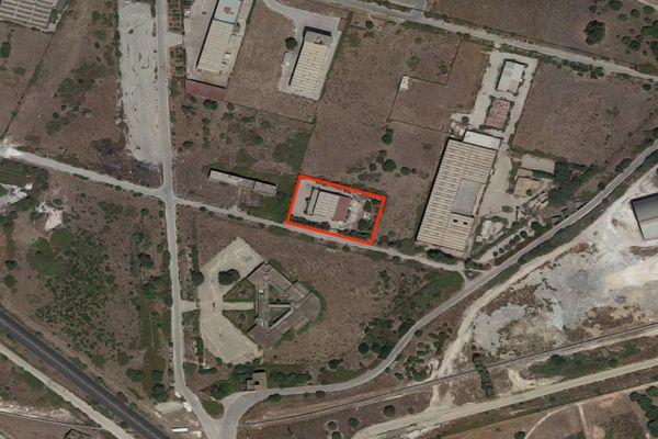 Immagine n0 - Planimetria - Vista aerea - Asta 3560