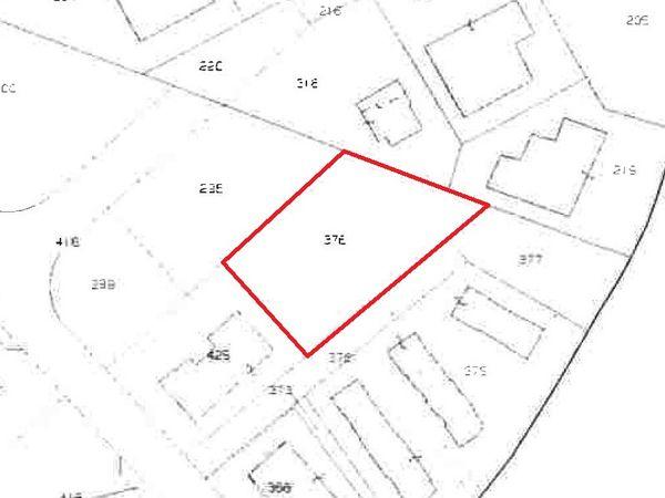 Subasta 3566: Area urbana de 1648 metros cuadrados en el