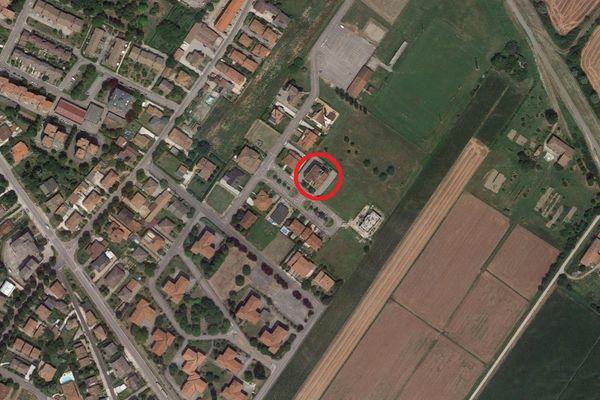 Immagine n0 - Planimetry - Aerial view - Asta 3643