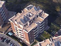 Due soffitte in edificio residenziale