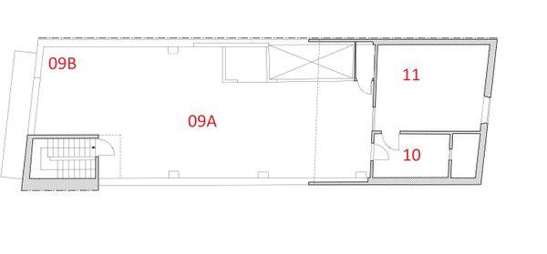 Immagine n0 - Planimetria - Piano Copertura - Asta 3848