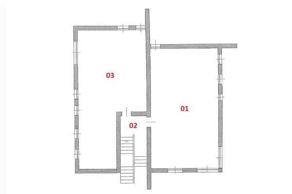 Immagine n0 - Planimetria - Piano terra - Asta 3851