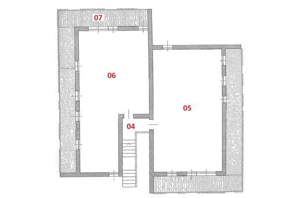Immagine n0 - Planimetria - Piano primo - Asta 3851