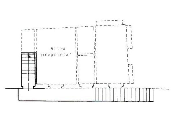 Immagine n2 - Planimetry - First floor - Asta 3855