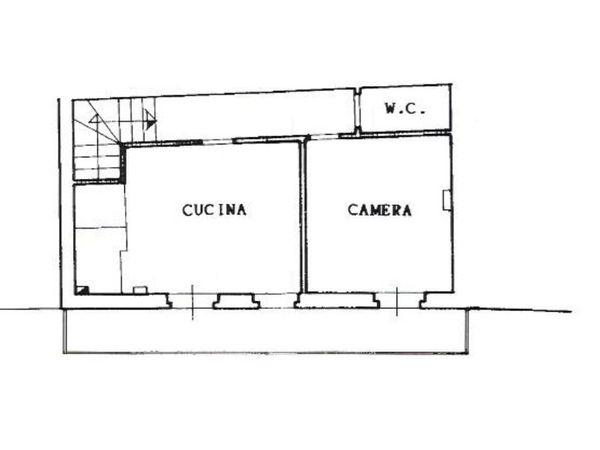 Immagine n0 - Planimetry - Second floor - Asta 3855