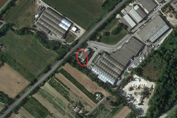 Immagine n0 - Planimetry - Aerial view - Asta 3909
