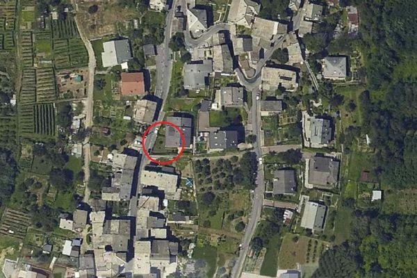 Immagine n0 - Planimetria - Vista aerea - Asta 3931