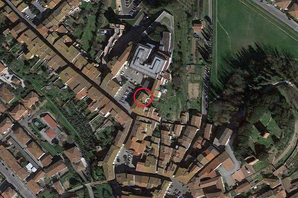Immagine n0 - Planimetria - Vista aerea - Asta 3940