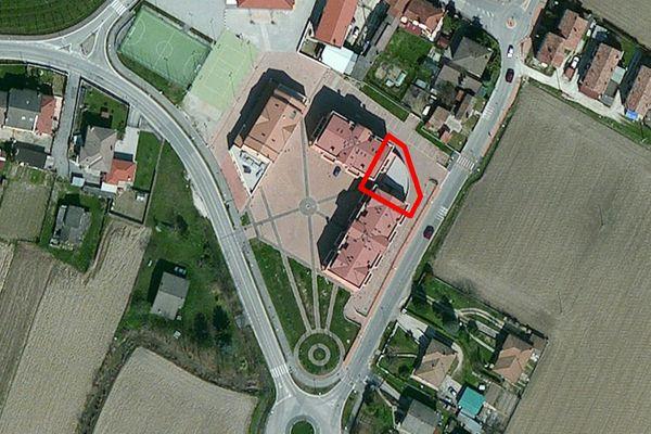 Immagine n0 - Planimetria - Vista aerea - Asta 397