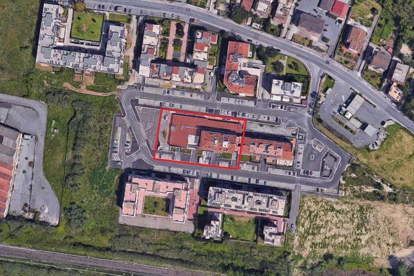 Immagine n0 - Planimetria - Vista aerea - Asta 4002