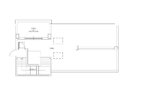 Immagine n1 - Planimetria - Piano quarto - Asta 4002