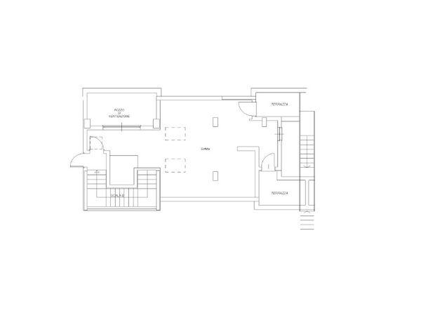 Immagine n1 - Planimetria - Piano quarto - Asta 4003