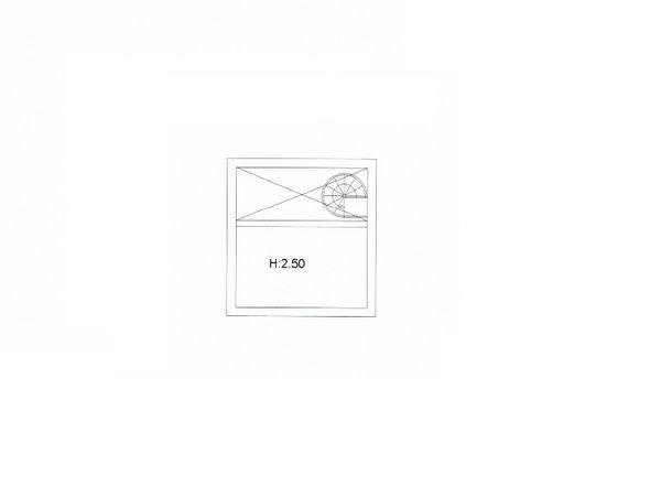 Immagine n1 - Planimetria - Piano terra - Asta 4005