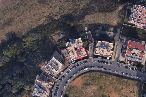 Immagine n0 - Planimetria - Vista aerea - Asta 4006
