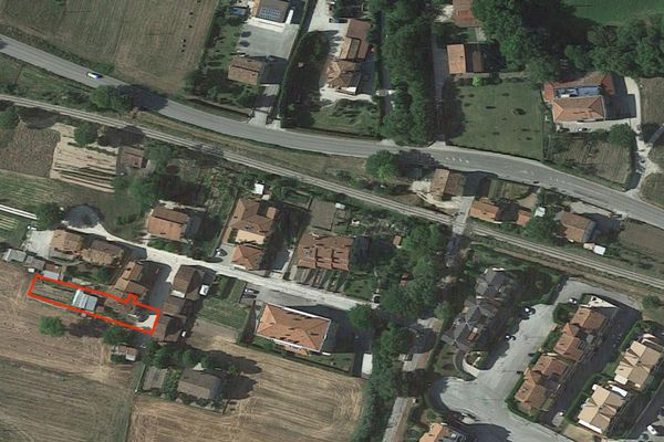 Immagine n1 - Planimetry - Aerial view - Asta 4011