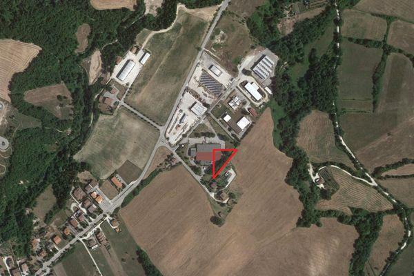 Immagine n0 - Planimetry - Aerial view - Asta 4049