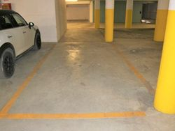 Parking space in underground garage  sub      - Lot 4104 (Auction 4104)