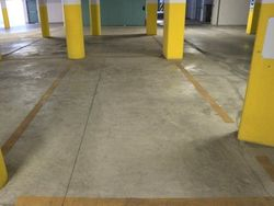 Parking space in underground garage  sub      - Lot 4106 (Auction 4106)