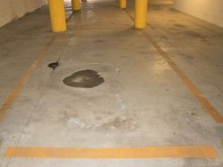 Parking space in underground garage  sub      - Lot 4111 (Auction 4111)
