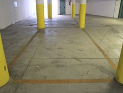 Parking space in underground garage  sub      - Lot 4113 (Auction 4113)