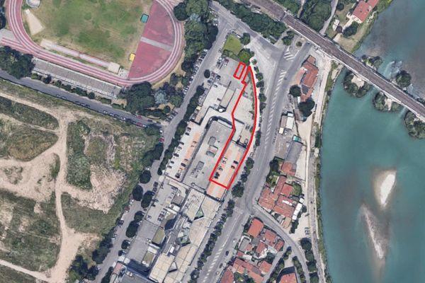 Immagine n2 - Planimetria - Vista aerea - Asta 4120
