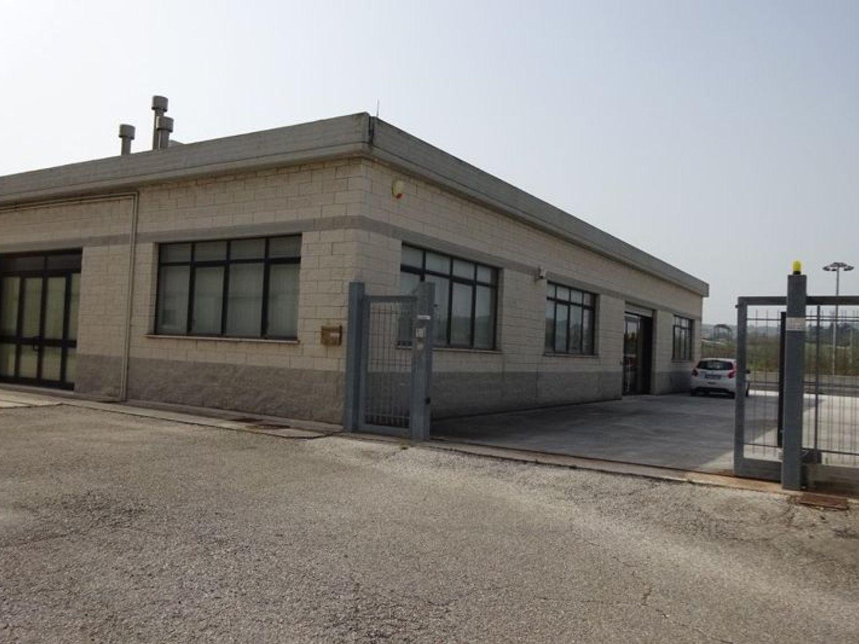 #4158 Magazzino con ampia area esclusiva in vendita - foto 1