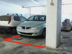 Covered parking space in the garage  sub     - Lote 4180 (Subasta 4180)