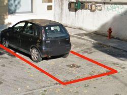 Posto auto scoperto a bordo strada (sub 97) - Lotto 4187 (Asta 4187)