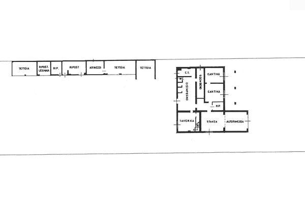Immagine n0 - Planimetria - Piano terra - Asta 4202