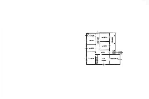 Immagine n2 - Planimetria - Piano primo - Asta 4202