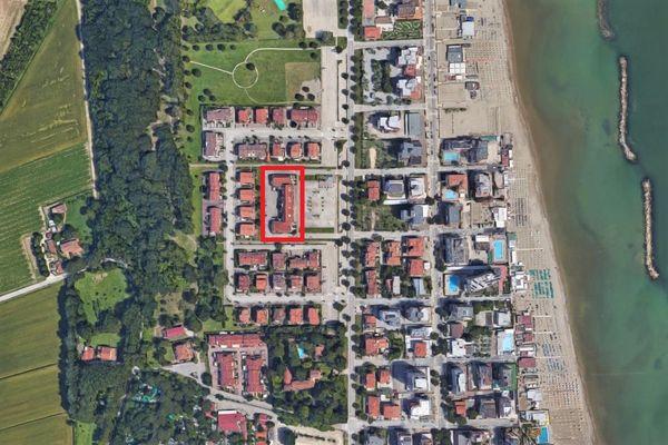 Immagine n0 - Planimetria - Vista aerea - Asta 4209