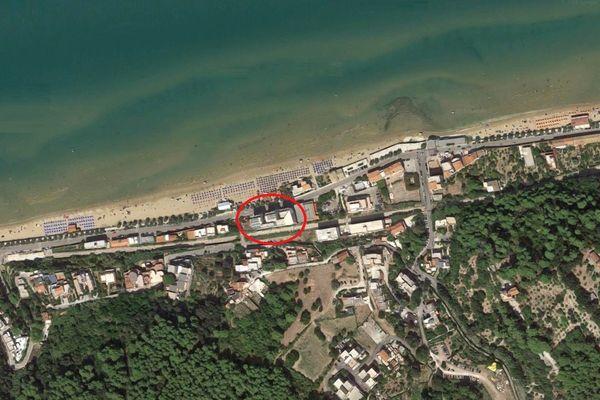 Immagine n0 - Planimetria - Vista aerea - Asta 4217