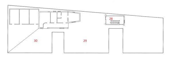 Immagine n2 - Planimetria - Piano Sesto - Asta 4217