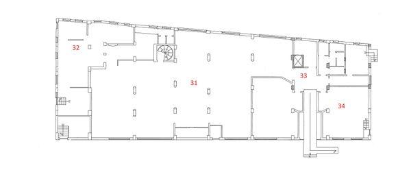 Immagine n3 - Planimetria - Piano Seminterrato - Asta 4217