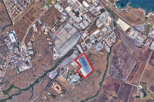Immagine n3 - Planimetria - Vista aerea - Asta 4235