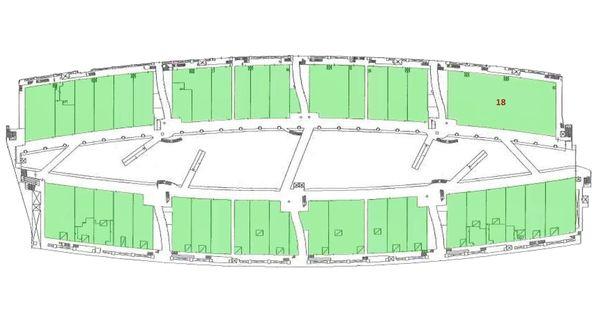 Immagine n1 - Planimetria - Piano primo - Asta 4235
